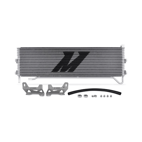 08-10 Ford 6.4L Powerstroke Transmission Cooler Performance Products Mishimoto
