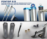 "'08-10 Ford F250/350 2.5 Pintop System-4.5"" Lift Suspension Carli Suspension"