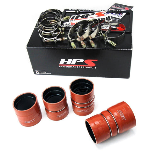 '08-10 Ford F250/350 6.4L Superduty Intercooler Boot Kit Performance Products HPS Performance