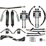 "08-10 Ford F250/F350 4WD 7""-9"" Coilover Conversion System - Stage 2 Suspension Icon Vehicle Dynamics"