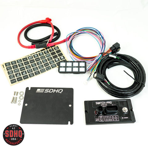 SDHQ Built Complete Switch Pros Mounting System