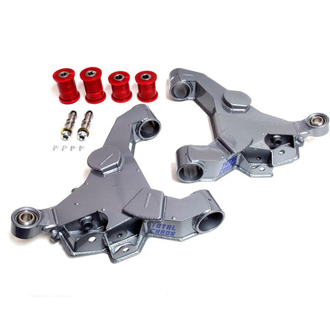 '08-Current Toyota Landcruiser 200 Series Expedition Series Lower Control Arm Kit Suspension Total Chaos Fabrication