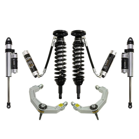 '09-13 Ford F150 2WD Suspension System-Stage 4 Suspension Icon Vehicle Dynamics