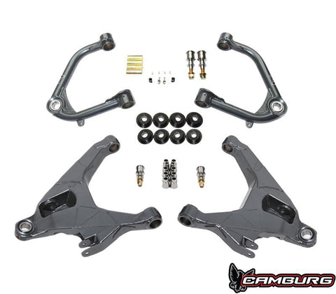 '09-13 Ford F150 4WD Camburg Long Travel Kit Suspension Camburg Engineering
