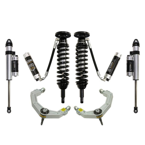 '09-13 Ford F150 Suspension System-Stage 4 Suspension Icon Vehicle Dynamics