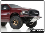 '09-18 Ram 1500 Prerunner Front Bumper Bumper Dirt King Fabrication