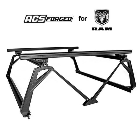 '09-Current Dodge Ram 2500/3500-ACS Forged Bed Accessories Leitner Designs