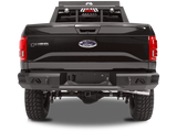 09-Current Ford F150 Rear Premium Bumper Bumper Fab Fours