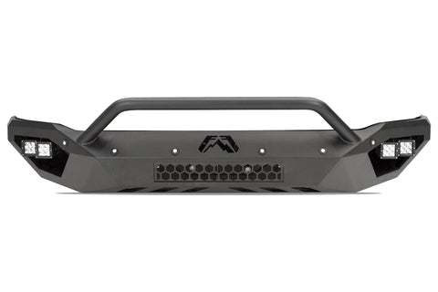 09-Current Ford F150 Vengeance Series Front Bumper Bumper Fab Fours