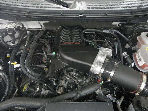 10-14 Ford Raptor 6.2L Competition Series Supercharger System Superchargers Whipple Superchargers