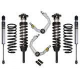'10-14 Toyota FJ Cruiser Suspension System-Stage 2 Suspension Icon Vehicle Dynamics