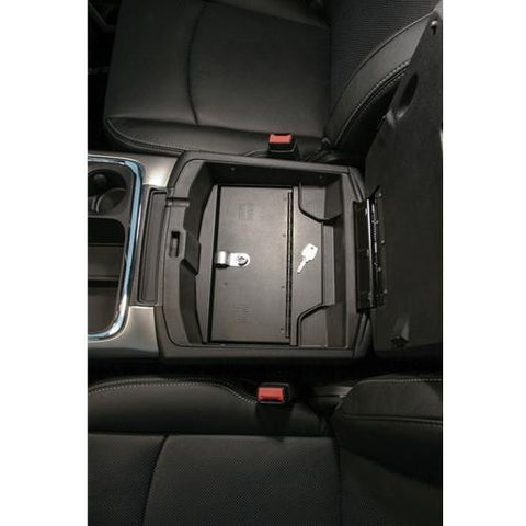 '10-18 Dodge Ram Trucks Security Console Insert Security Tuffy Security Products