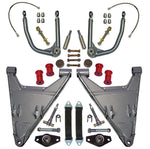 "'10-Current Toyota 4Runner +3.5"" Long Travel Kit Suspension Total Chaos Fabrication"