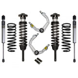 '10-Current 4Runner/ '10-14 FJ Cruiser Suspension System - Stage 2 Suspension Icon Vehicle Dynamics