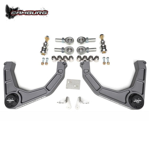 '10-Current Ford Raptor Kinetik Billet Upper Control Arm Kit Suspension Camburg Engineering