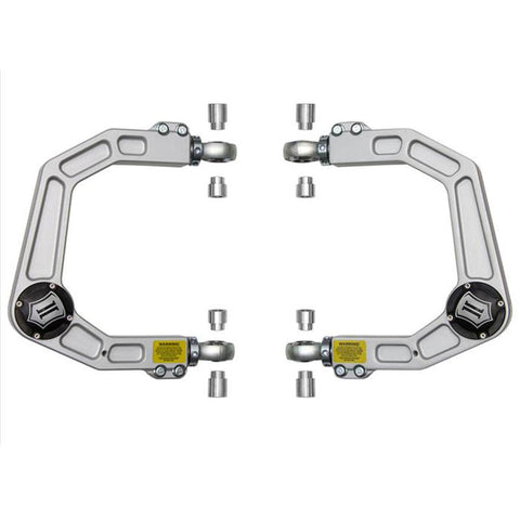 '10-Current Lexus GX460 Billet Upper Control Arm Kit Suspension Icon Vehicle Dynamics