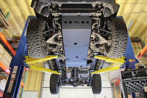 10-Current Toyota 4Runner Full Skid Plate Package