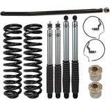 "'11-16 Ford F250/350 6.2L Gas 2.0 Leveling System-2.5"" Lift Suspension Carli Suspension"