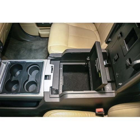 '11-16 Ford F250/350 Security Console Insert Security Tuffy Security Products
