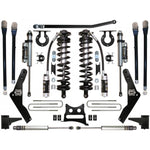"'11-16 Ford F250/F350 4WD 4""-5.5"" Coilover Conversion System - Stage 5 Suspension Icon Vehicle Dynamics"