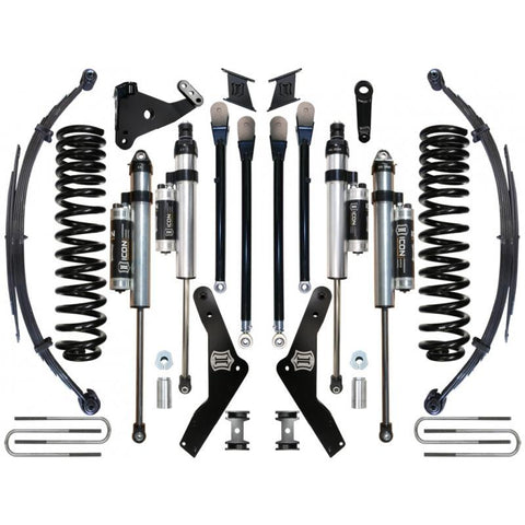 "11-16 Ford F250/F350 4WD 7"" Suspension System-Stage 5 Suspension Icon Vehicle Dynamics"