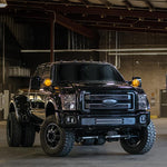 '11-16 Ford F250/F350 SDHQ Built A-Pillar Light Mounts Lighting SDHQ Off Road