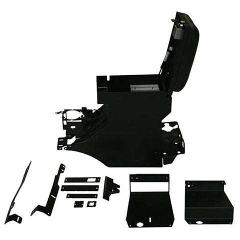 '11-17 Jeep JK Rear Half Console Security Tuffy Security Products