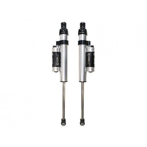"'11-19 Chevy/GM 2500/3500HD 2.5 VS PB Front Shocks-6-8"" Lift Suspension Icon Vehicle Dynamics"