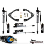 '11-19 Chevy/GM 2500HD 2.5 Fox Factory DSC Kit Suspension Camburg Engineering