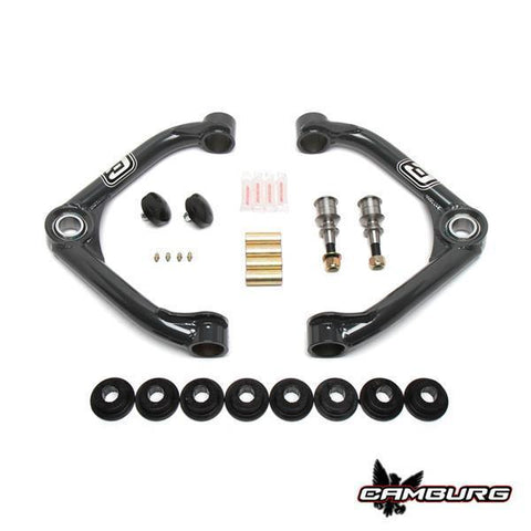 '11-19 Chevy/GM 2500HD Camburg 1.25 Uniball Performance Upper Control Arms Suspension Camburg Engineering