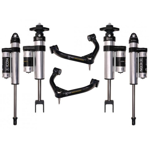 "'11-19 Chevy/GMC 2500HD/3500 0-2"" Suspension System - Stage 2 Suspension Icon Vehicle Dynamics"