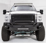 11-Current Ford F250/350 Vengeance Series Front Bumper Bumper Fab Fours