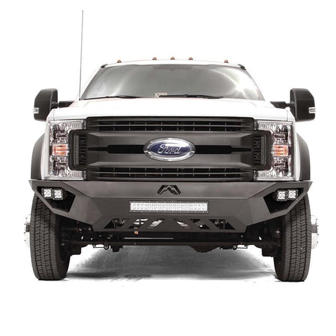 11-Current Ford F450/550 Vengeance Series Front Bumper Bumper Fab Fours