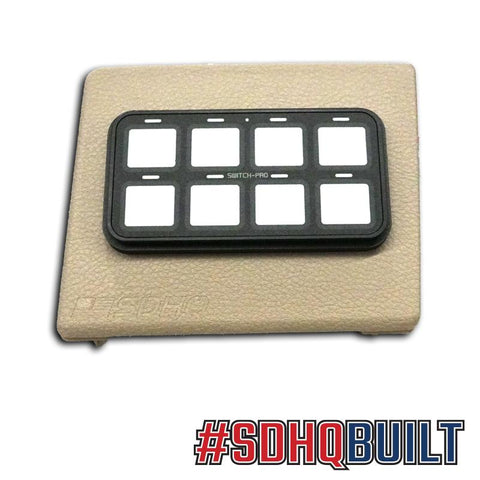 '13-18 Ram 1500 SDHQ Built Switch-Pros Keypad Mount Electrical SDHQ Off Road