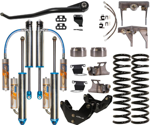 "'13-18 Ram 3500 3.0 Dominator System-3"" Lift Suspension Carli Suspension"