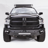 13-Current Dodge 1500 Vengeance Series Front Bumper Bumper Fab Fours
