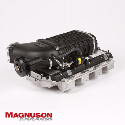 14-18 Chevy/GM 1500 L83 5.3L V8 TVS2300 Radix Supercharger System Superchargers Magnuson Superchargers