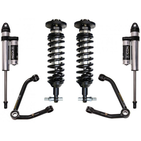 '14-18 Chevy/GM 1500 Suspension System-Stage 3 (Large Taper) Suspension Icon Vehicle Dynamics