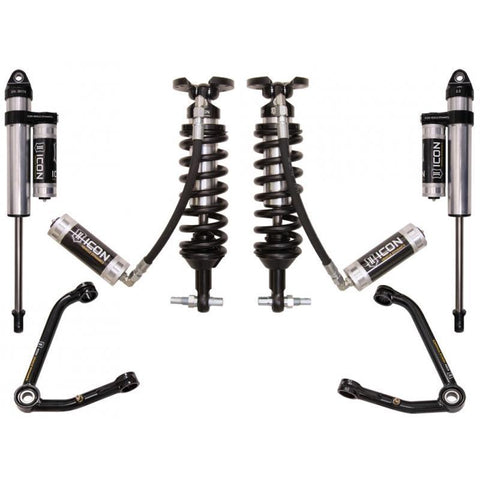 '14-18 Chevy/GM 1500 Suspension System-Stage 4 (Large Taper) Suspension Icon Vehicle Dynamics
