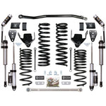 "'14-18 Dodge Ram 2500 4WD 4.5"" Suspension System-Stage 3 (Air Ride) Suspension Icon Vehicle Dynamics"