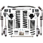 "'14-18 Dodge Ram 2500 4WD 4.5"" Suspension System-Stage 4 (Air Ride) Suspension Icon Vehicle Dynamics"