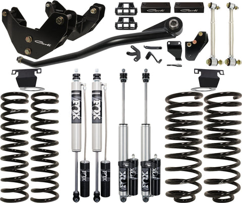 "'14-18 Ram 2500 2.0 Backcountry System-3"" Lift Suspension Carli Suspension"