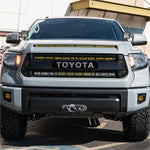 '14-20 Toyota Tundra SDHQ Built Behind the Grille LED Light Bar Mount Lighting SDHQ Off Road