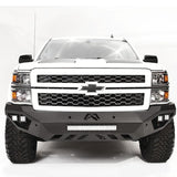 14-Current Chevrolet 1500 Vengeance Series Front Bumper Bumper Fab Fours
