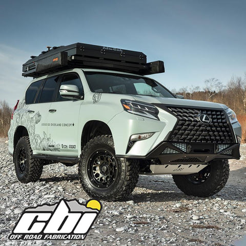 '14-Current Lexus GX460 Covert Series Front Bumper Bumper CBI Off Road