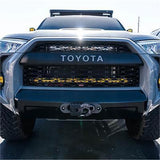 "'14-Current Toyota 4Runner SDHQ Built 20"" Behind The Grille Top Mount Kit Lighting SDHQ Off Road"