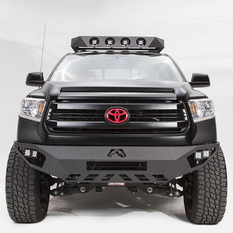 14-Current Toyota Tundra Vengeance Series Front Bumper Bumper Fab Fours