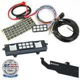 '15-19 Chevy/GMC 2500/3500 SDHQ Built Complete Switch Pros SP-9100 Kit Lighting SDHQ Off Road