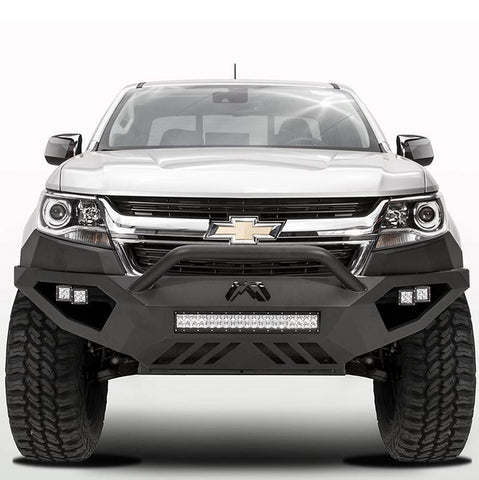 15-Current Chevrolet Colorado Vengeance Series Front Bumper Bumper Fab Fours