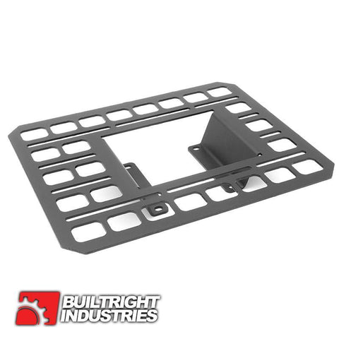'15-Current Ford F150 Bedside Rack System-Small Panel Bed Accessory BuiltRight Industries